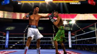 [Android] Fight Night Round 3 - Best Boxing (PPSSPP - EMU PSP)