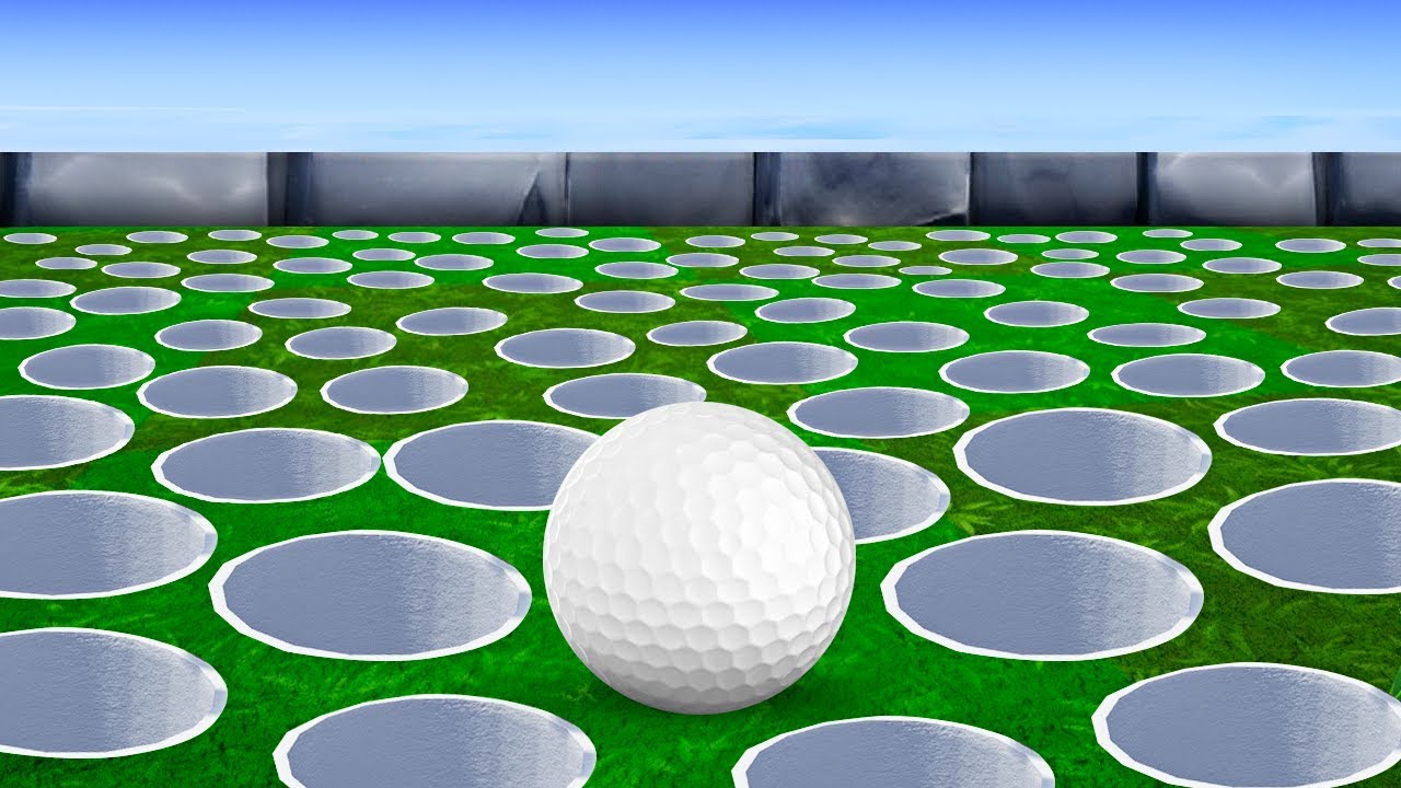 MOST CONFUSING GOLF LEVEL EVER MADE! - Golf It