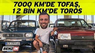 7000 km Tofaş Doğan, 12 bin km Renault 12 Toros | Böyle galeri yok | VLOG thumbnail