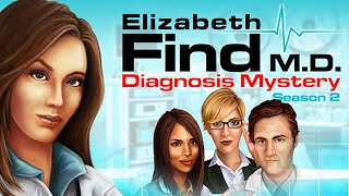 Elizabeth Find M.D. Diagnosis Mystery: Season 2