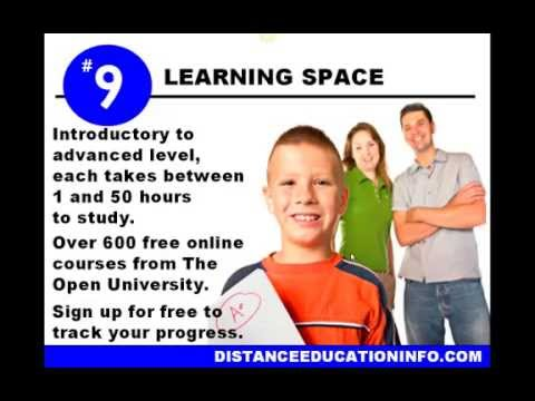Free Online Education - Top 10 Sites