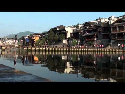 湖南--鳳凰古城  ( HD 720P )  簡直是太美了      轉載  geminiband
