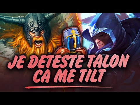 Vidéo d'Alderiate : [FR] ALDERIATE SOLO Q - GRAND MASTER 9.3 - OLAF VS TALON - UNLUCKY COMME ON DIT