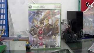 Unboxing Ketsui Kizuna Jigokutachi Extra Limited Edition (Xbox 360)