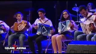 Calabria Sona - LE CASTELLA TARANTELLA WEEK 2015 - ANTONIO GROSSO SCHOOL