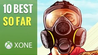 Top 10 Best Xbox One Games So Far