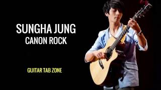 Canon Rock Sungha Jung Tabs