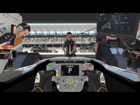 F1 2016 race at Mexico live stream