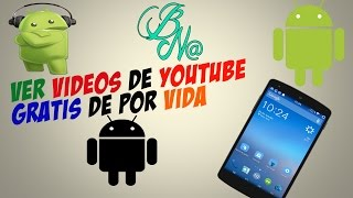 Download Video VER videos de youtube GRATIS de por vida / SIN INTERNET!!! MP3 3GP MP4
