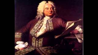 Handel , Concerto grosso in A minor op. 6 No. 4
