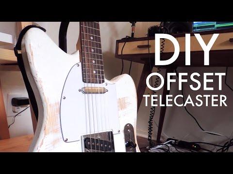 Building A Guitar: Offset Telecaster, DIY   Modern Builds   EP. 64
