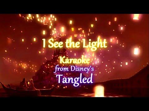 Tangled | I See the Light | Karaoke