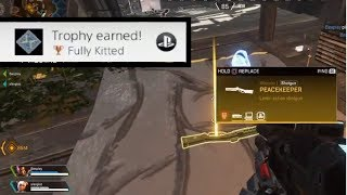 Apex Legends Fully Kitted Trophy / Achievement Guide