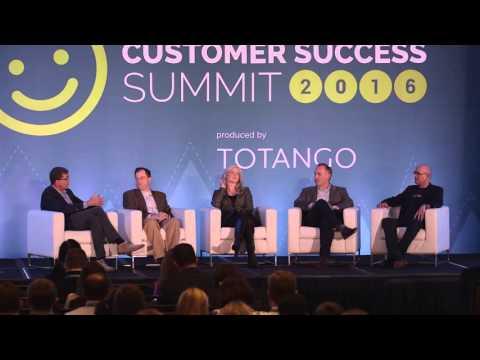 Chief Customer Officer Panel: Championing Customer Success