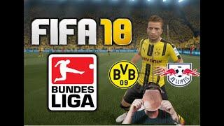 FIFA ORAKEL // Bundesliga // Borussia Dortmund vs RB Leipzig // HIGHLIGHTS // LETS PLAY FIFA 18