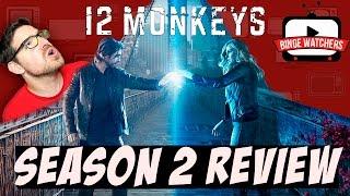Season 2 of 12 Monkeys, 13 episodes, 45 min. Season 2 of 12 Monkeys...