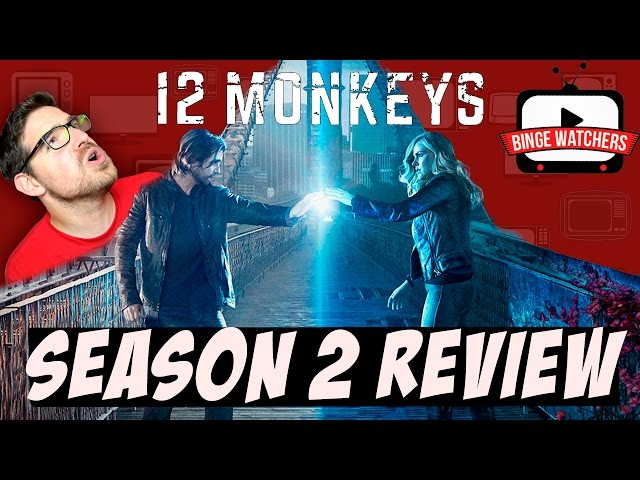 12 MONKEYS Season 2 Review (Spoiler Free)