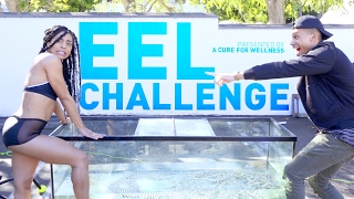 Epic EEL Challenge! (MUST WATCH!)