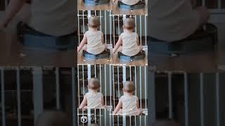 로봇청소기 타는 아기  #로봇청소기 #10개월아기