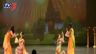 Chita Chicago Telangana Association Grandly Held Cultural Event | USA | TV5 News