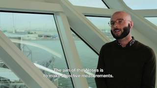 iNoses: identifying strange odours in the Antwerp port area