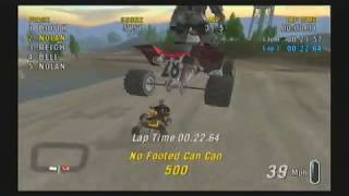 ATV Offroad Fury 2 Gameplay (PS2)