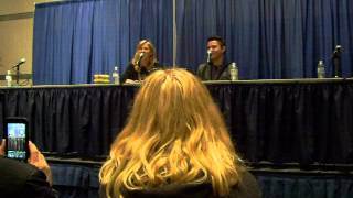 Veronica Taylor and Zach Callison do character voices
