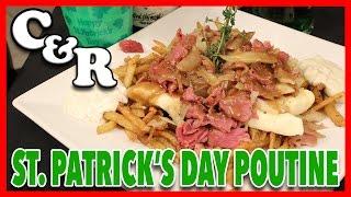 St. Patricks Day Poutine with Guinness Gravy Recipe