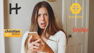 I Tried Dating Apps For A Week... This Is What Happened