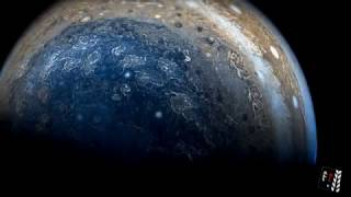 This 4K video was edited from the latest photos taken by NASA