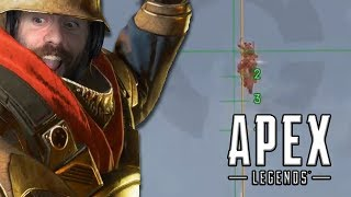 FIGHTING ON THE RUN | Apex Legends Part 3
