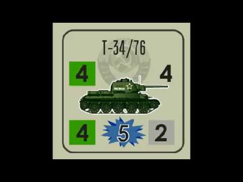 Platoon Commander Deluxe: Kursk Turn 2