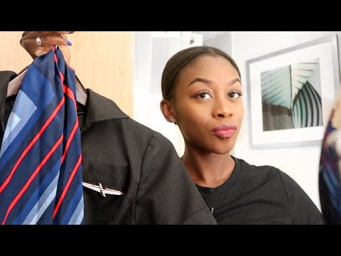 GRWM: FLIGHT ATTENDANT MAKEUP, HOTEL SAFETY, RESERVE