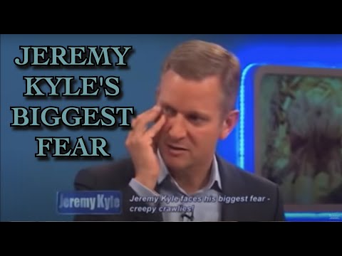 Tables Are Turned As Jeremy Kyle Confronts His Biggest Fear I The Speakmans