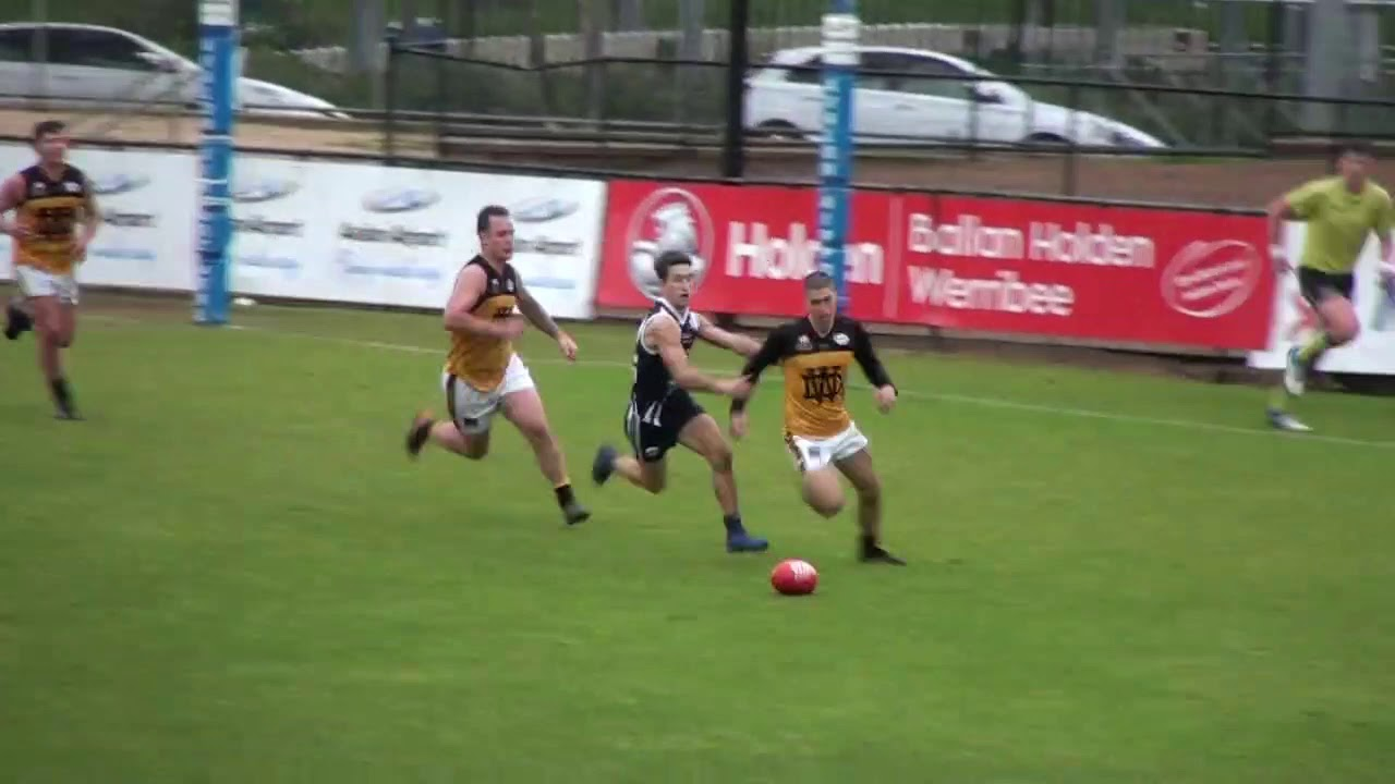 EF  Hoppers Crossing Goals From Turnover