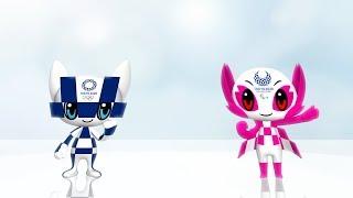 Tokyo 2020 Games Mascots