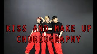 [B.WITCHES] Kiss And Make Up - Black Pink ft Dua Lipa (Choreography) Video