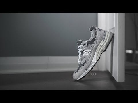 "New Balance 992 ""Grey"" (M992GR): Review & On-Feet"