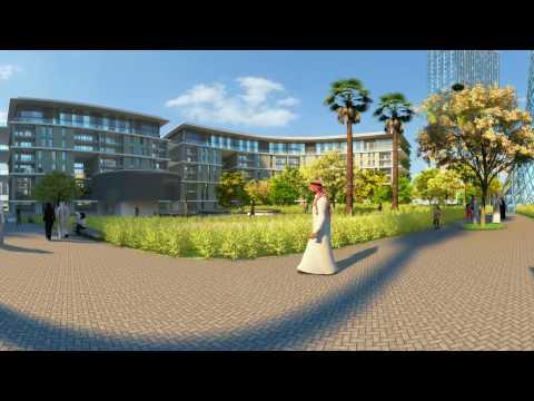Doha Oasis Mega Development 360