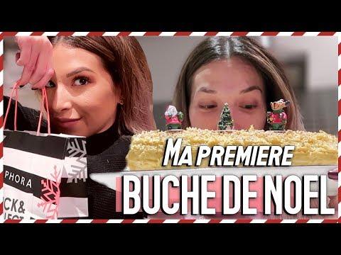 ♡-ma-1ère-bÛche-achats-sepho-🎄jour-13/14-vlogmas