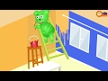 funny gummy bears paint to their room to make beautiful that | painting