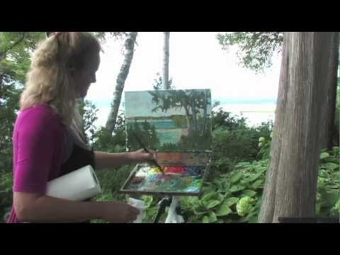 Plein Aire Landscape with Lori Feldpausch