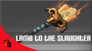 Dota 2: Store - Shadow Shaman - Lamb to the Slaughter