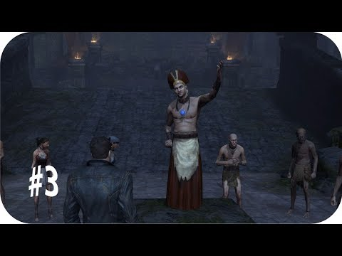 Dark Void Walkthrough Part 3 The Village No Commentary [PC/PS3/Xbox 360]