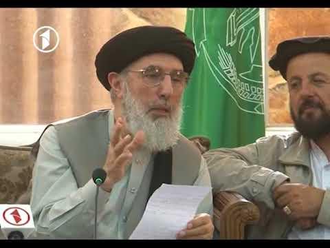 Hekmatyar recet speeches