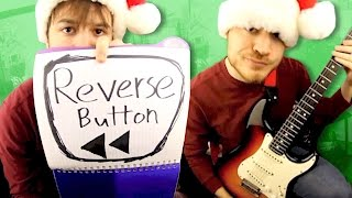 We Wish You A Merry Christmas - BACKWARDS cover
