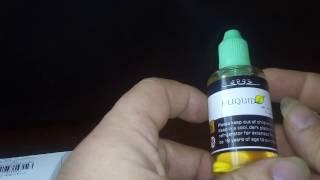 Deluxe Tobacco Style Flavor E-liquid by Hangsen