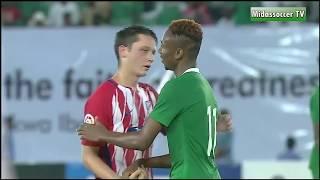 Nigeria vs Atletico Madrid 2-3 Highlights  Goals