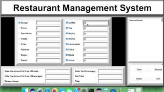 This video will demonstrate how to create restaurant management system by using python and creating gui with tkinter. please visit https://www.paragyte.com/s...