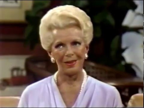 Lana Turner, Gary Collins, 1982 TV